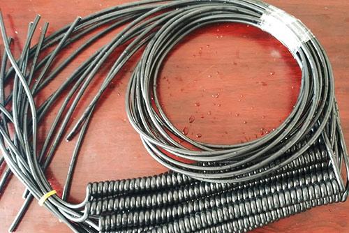 医疗用螺旋弹簧线缆